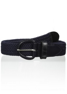 Florsheim Men's 35 mm Braided Elastic Belt