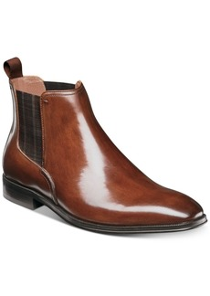 Florsheim Men's Beat Plain-Toe Chelsea Gore Boots Men's Shoes
