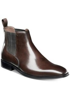 Florsheim Men's Beat Plain-Toe Chelsea Gore Boots Men's Shoes
