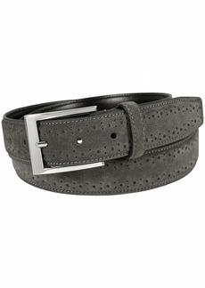 Florsheim Men's Belt Lucky Suede
