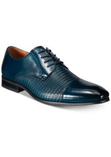 Florsheim Men's Calipa Woven Cap-Toe Oxfords Men's Shoes