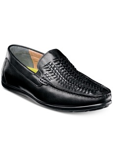 Florsheim Men's Draft Woven Slip-Ons Men's Shoes