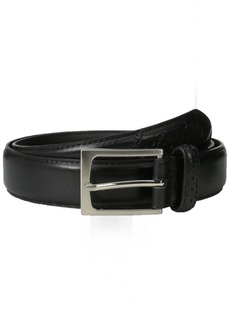Florsheim Men's Full Grain Leather Wingtip Belt