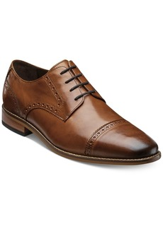 Florsheim Men's Marino Cap-Toe Oxfords, Created for Macy's Men's Shoes