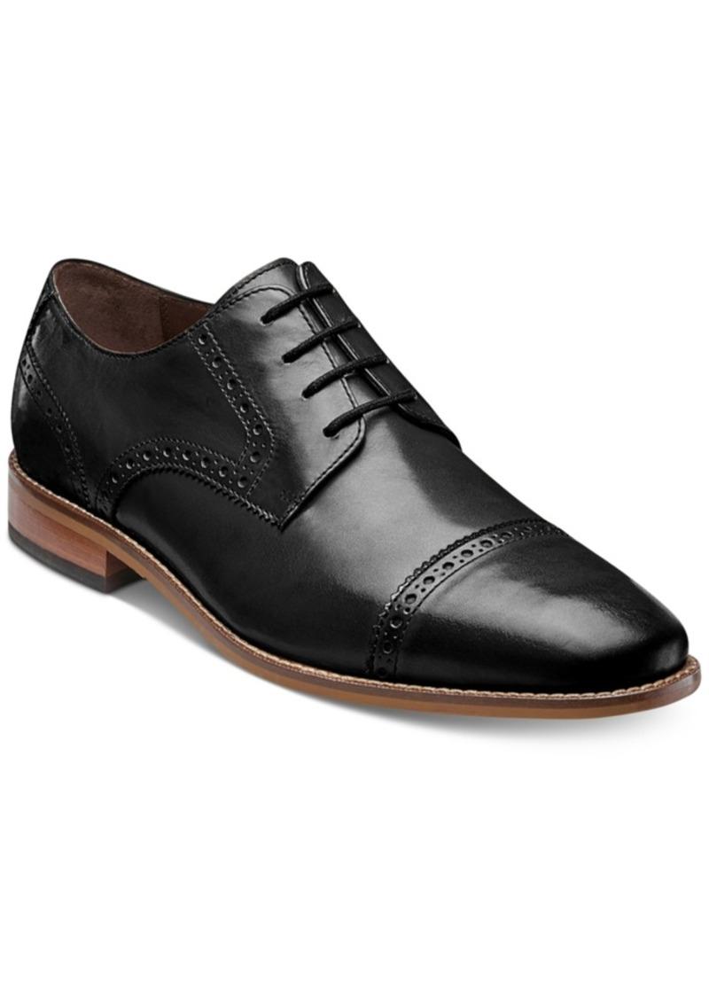 Florsheim Men's Marino Cap-Toe Oxfords, Created for Macy's Men's Shoes