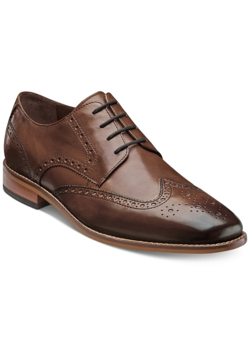 Florsheim Men's Marino Wingtip Oxfords, Created for Macy's Men's Shoes