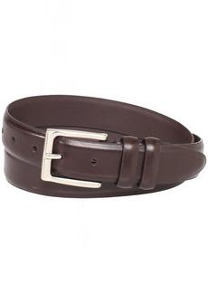 Florsheim Men's Smooth Leather Belt 30MM