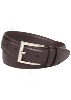 Florsheim Men's Smooth Leather Belt 32MM