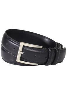 Florsheim Men's Smooth Leather Belt MM