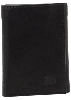 Florsheim Men's Trifold Wallet with Credit Card Slots