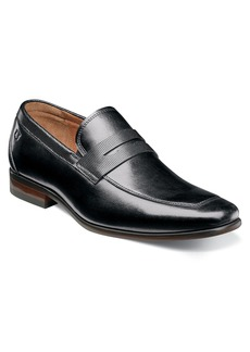 Florsheim Postino Apron Toe Textured Penny Loafer (Men)
