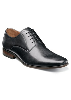 Florsheim Postino Textured Plain Toe Derby (Men)