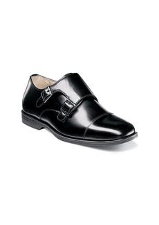 Florsheim Reveal Double Monk Strap Shoe (Toddler, Little Kid & Big Kid)