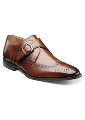 Florsheim 'Sabato' Wingtip Monk Strap Shoe (Men)