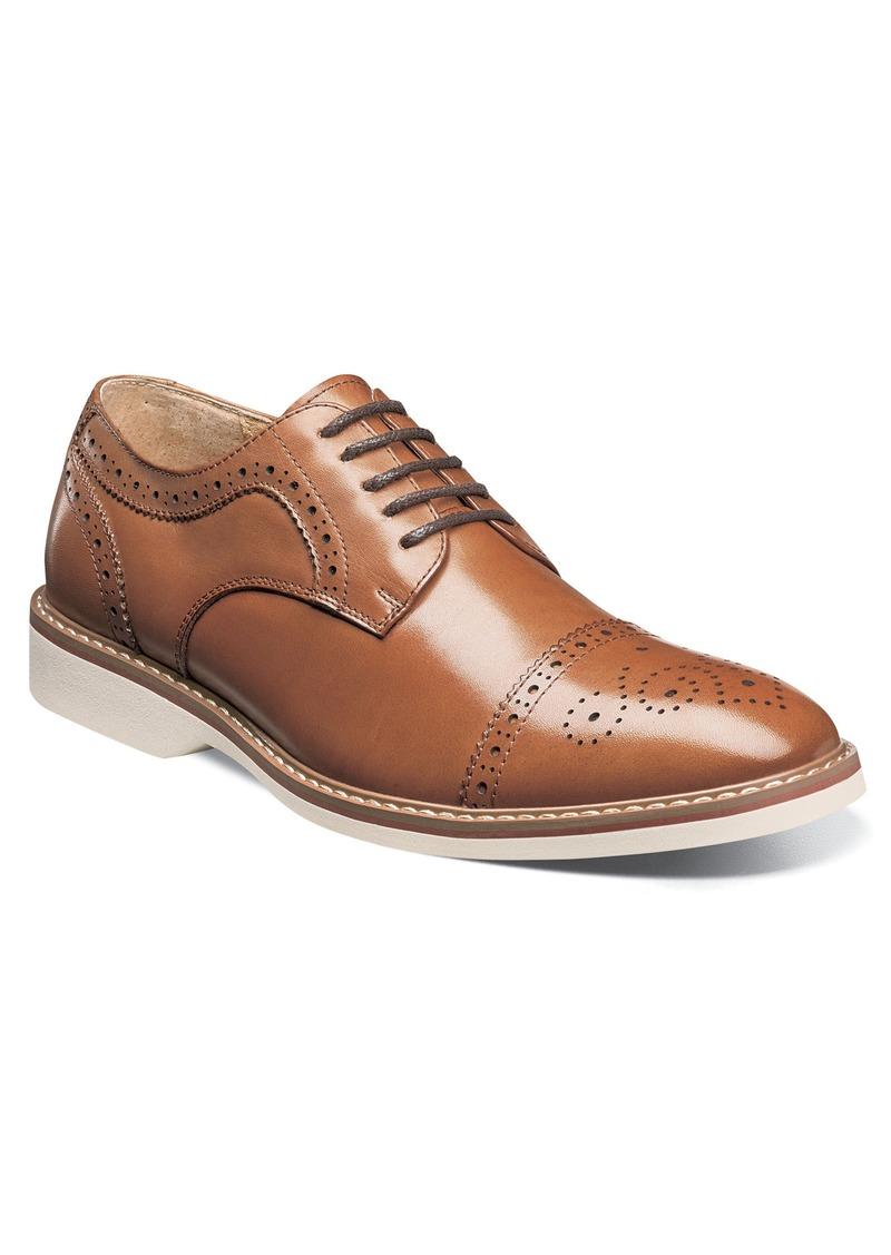 Union Mens Shoes Cognac