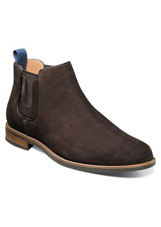 Florsheim Uptown Plain Toe Mid Chelsea Boot (Men)