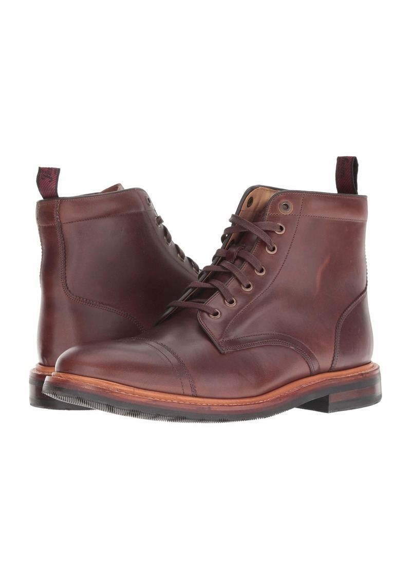 Florsheim Foundry Cap Toe Lace-Up Boot
