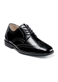 Florsheim Toddler's & Kid's Reveal Wing-Tip Jr. Leather Brogues