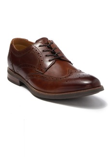 Florsheim Upgrade Leather Wingtip Derby