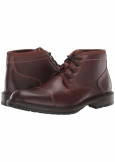 Florsheim Vandall Cap Toe Lace-Up Boot