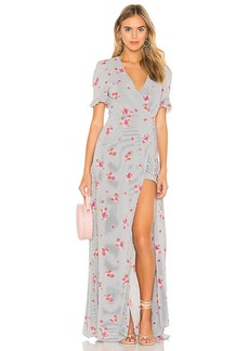 FLYNN SKYE Celeste Maxi Dress