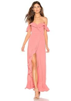 FLYNN SKYE Monica Maxi Dress