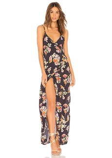 FLYNN SKYE Wrap Around Dress