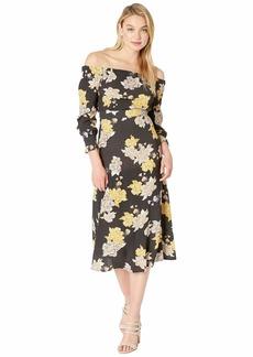 Flynn Skye Violet Midi Dress