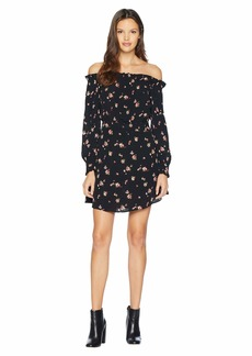 Flynn Skye Violet Mini Dress