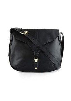 Foley + Corinna Arrow Leather Saddle Bag