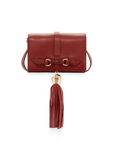 Foley + Corinna Bo Leather Crossbody Bag