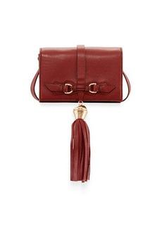 Foley + Corinna Bo Leather Crossbody Bag
