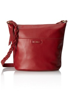 Foley + Corinna Cable Mini Bucket Cross Body Bag