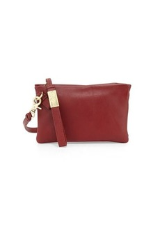 Foley + Corinna Cache Leather Crossbody Bag