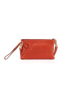 Foley + Corinna Cache Leather Crossbody Bag