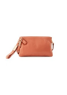 Foley + Corinna Cache Leather Crossbody Pouch Bag