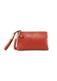 Foley + Corinna Cache Leather Crossbody Pouch Bag