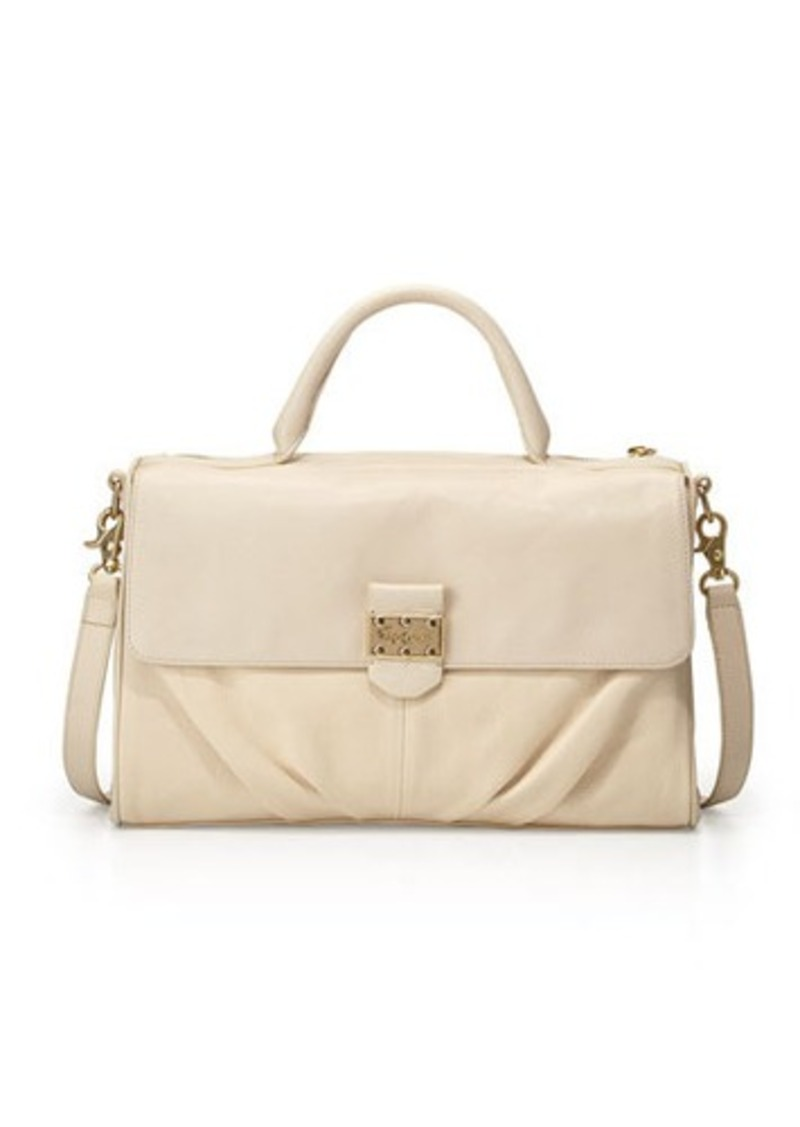 Foley + Corinna Casablanca Leather Satchel Bag