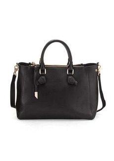 Foley + Corinna Claire Leather Satchel Bag