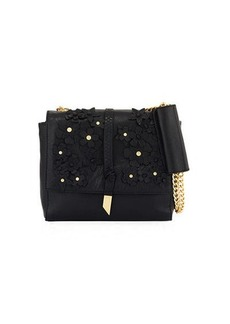 Foley + Corinna Dahlia Flower Chain Shoulder Bag