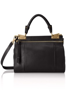 Foley + Corinna Dione Mini Messenger Top Handle Bag