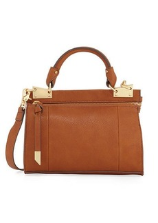 Foley + Corinna Dione Top-Handle Mini Messenger Bag