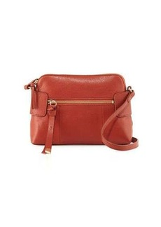 Foley + Corinna Emma Leather Crossbody Bag