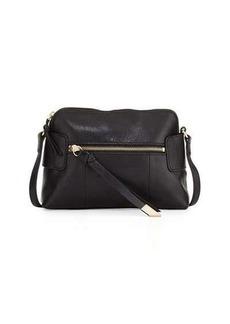 Foley + Corinna Emma Leather Crossbody Bag