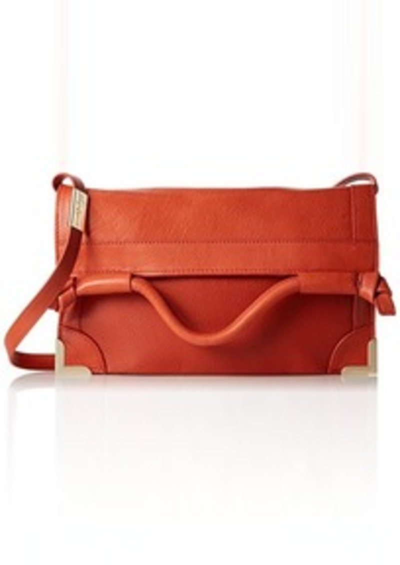 Foley + Corinna Framed Flap Cross Body Bag