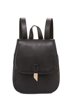 Foley + Corinna Lola Leather Flap Backpack