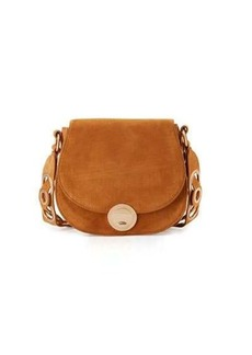 Foley + Corinna Megn Suede Saddle Bag