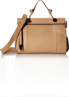 Foley + Corinna Slumber Nights Small Dione Satchel tan