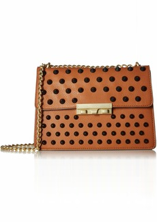 Foley + Corinna Slumber Nights Studded Flap Bag