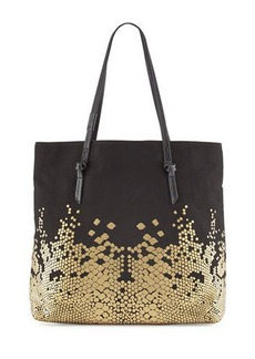 Foley + Corinna Venus Canvas Metallic Tote Bag